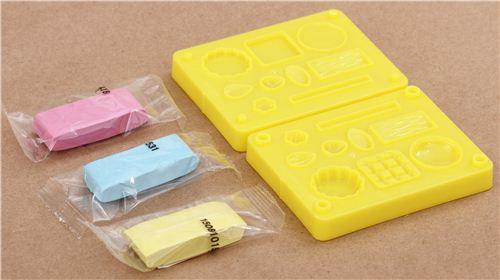 Cute diy eraser making kit to make yourself waffles and macarons cute diy eraser making kit to make yourself waffles and macarons 4 solutioingenieria Choice Image