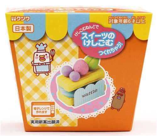 Cute diy eraser making kit to make yourself waffles and macarons cute diy eraser making kit to make yourself waffles and macarons 5 solutioingenieria Choice Image
