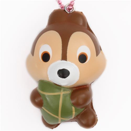 cute Disney Chip chipmunk animal scented squishy - Character Squishy - Squishies - Kawaii Shop ...