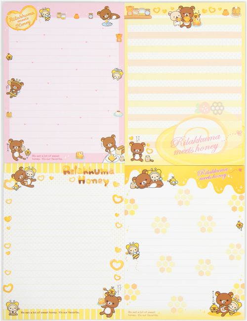Cute Letter Designs Or Templates