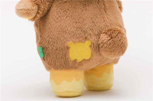Cute Rilakkuma Teddy Bear In Brown Bear Costume By San X