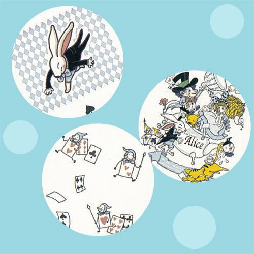 s e m rchen karten w chter hase alice im wunderland sticker von shinzi katoh s e sticker. Black Bedroom Furniture Sets. Home Design Ideas