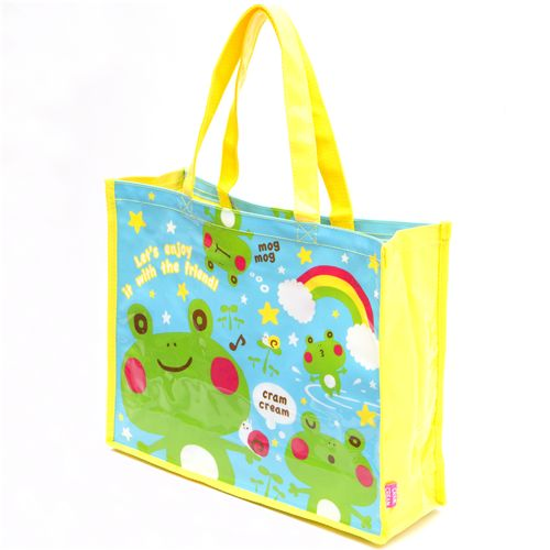 s sse frosch plastik tasche regenbogen schnecken schultertaschen taschen accessoires. Black Bedroom Furniture Sets. Home Design Ideas