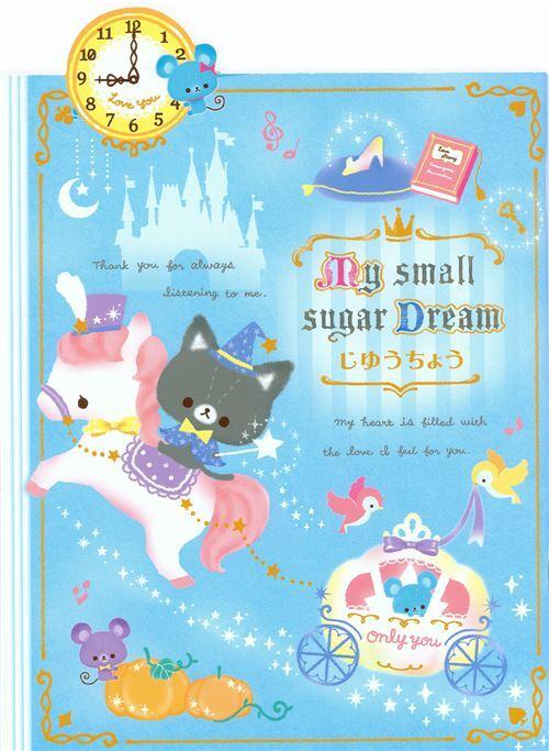 Cute Horse Cat Bird Clock Drawing Book Modes4u