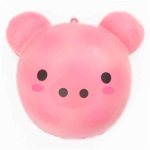 Squishy Animal Buns : cute pig bread bun scented (faulty) squishy by Puni Maru - Cheap Squishy - Squishies - Kawaii ...