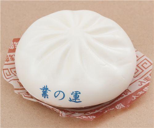 cute round white steam bun squishy by Cutie Creative - Food Squishy - Squishies - Kawaii Shop ...