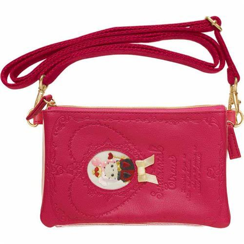 78c11f11b89 cute small red Sentimental Circus phone pouch handbag by San-X from Japan 1