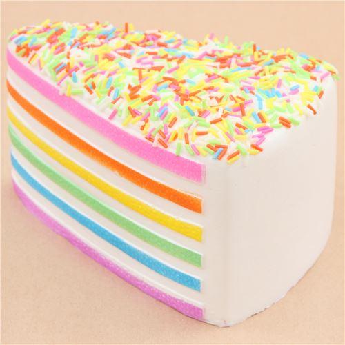 Rainbow Cake Miniature