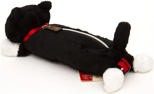Fluffy Kutusita Nyanko Pencil Case With Cat Pencil Cases