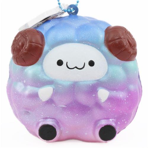 Squishy Galaxy Sheep : galaxy mini Pop Pop Sheep squishy by Pat Pat Zoo - Animal Squishy - Squishies - Kawaii Shop modeS4u