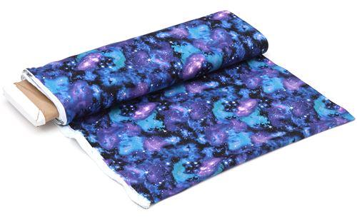 f371dd38930 galaxy star design knit fabric Timeless Treasures - modeS4u