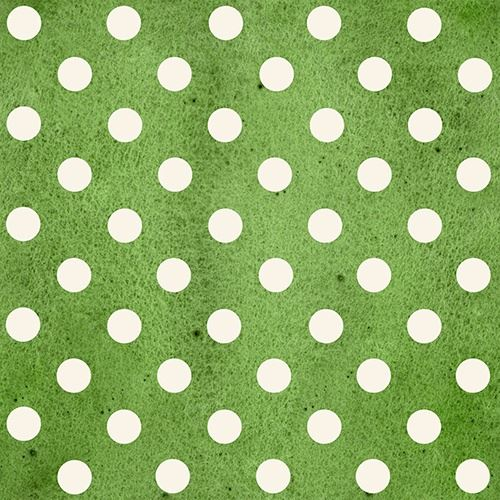 green white polka dot fabric Quilting Treasures \'Daily Grind\' - Dots ...