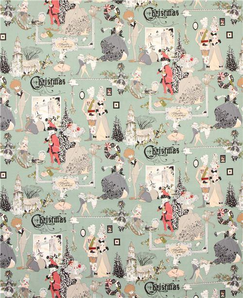 Alexander Henry Christmas Fabric