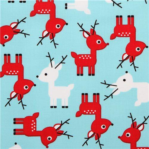 Christmas Fabric - Fabric - Kawaii Shop modeS4u - all