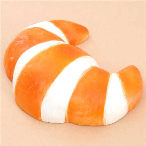 Squishy White Bread : jumbo white and light brown croissant bread scented squishy - Food Squishy - Squishies - Kawaii ...