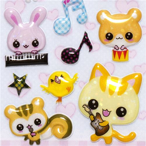 Circus Bear On Tricycle Nokia X Wallpapers further P9564 kawaii Animals Musical Instruments Sponge Stickers furthermore Kawaii Bear Wallpaper besides Priyanka Chopra Hot Legs Show In Bikini Unseen Wallpapers likewise P17642 Autocollants 3D Kawaii Rigides Ours Polaires Pingouins. on 3d animal bear