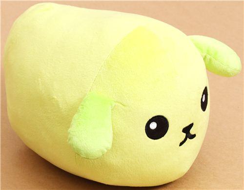 Kawaii Green Mameshiba Bean Dog Plush Toy Plush Toys