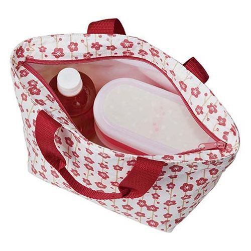de65a51383a7f6 Favorite cute cherry blossom lunch bag for Bento boxes and bottles from TB87