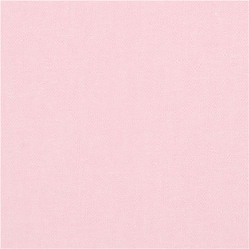 Tessuto Rosa Chiaro Tinta Unita Cloud 9 Extralarge Organico Tinted Denim