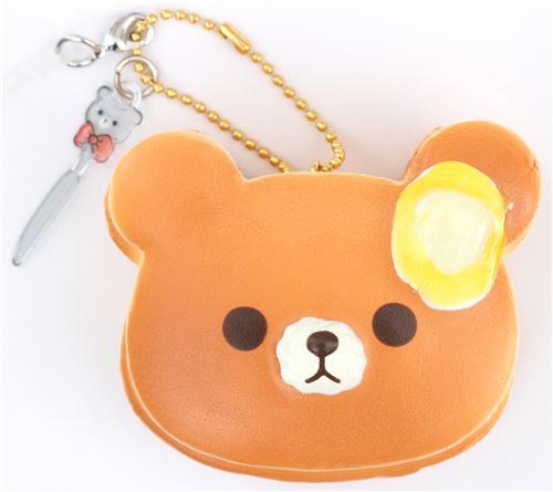 Squishy Cat With Butter : mini butter bear pancake squishy by Puni Maru - Food Squishy - Squishies - Kawaii Shop modeS4u