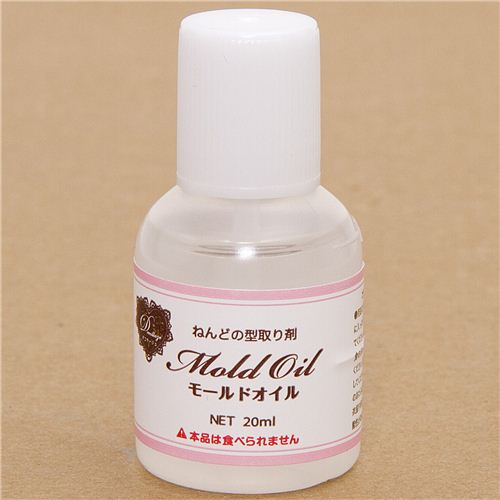 mold oil for miniature clay projects from japan craft supplies arts and crafts kawaii shop. Black Bedroom Furniture Sets. Home Design Ideas
