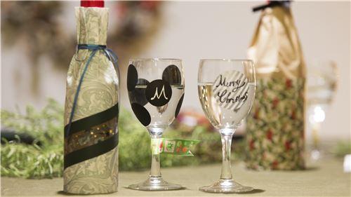 Set nastri adesivi decorativi washi mt strisce gioielli 3pz merry christmas nastri adesivi - Nastri decorativi natalizi ...