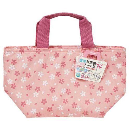 sac d jeuner pour bo tes bento et gourdes avec des fleurs de cerisiers sacs d jeuners sacs. Black Bedroom Furniture Sets. Home Design Ideas