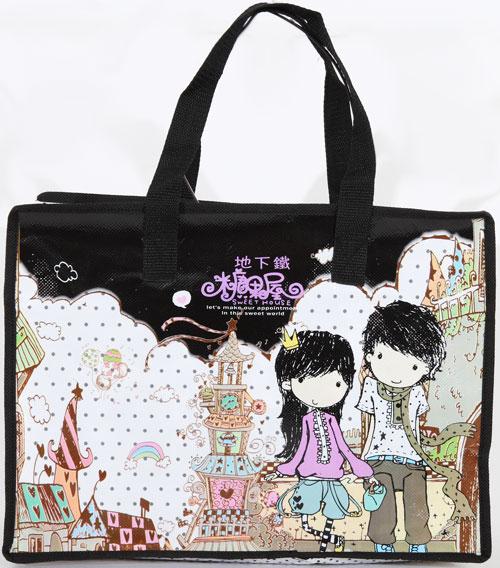 Tasche Kawaii Bag Cute Princess Schwarz