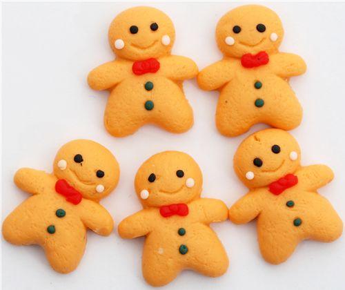 Decorating A Gingerbread Man Cake