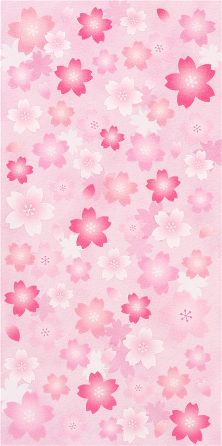 Pretty japanese cherry blossom stickers by kamio from japan 4