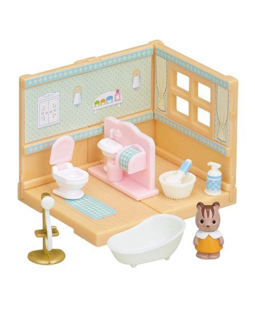 Random Sylvanian Families Pink Furniture Series Capsule Toy 3