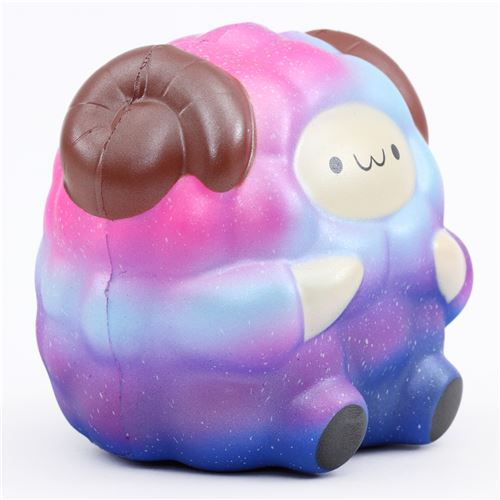 Adams Squishy Animals : scented galaxy medium size Pop Pop Sheep squishy by Pat Pat Zoo - Animal Squishy - Squishies ...