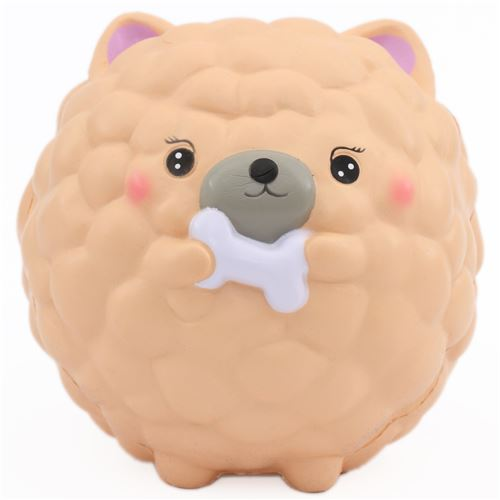 scented jumbo Chow Chow cream dog squishy DecoMayShop - Animal Squishy - Squishies - Kawaii Shop ...