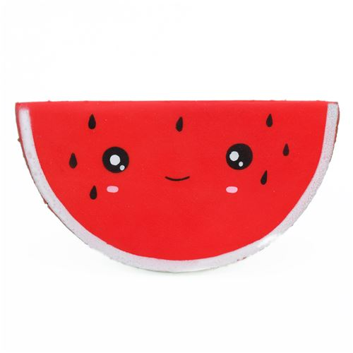 scented jumbo watermelon squishy - Cheap Squishy - Squishies - Kawaii Shop modeS4u