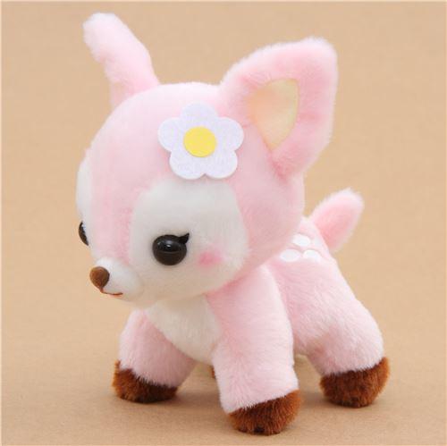 Stuffed Deer Dog Toy