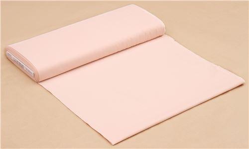 Tessuto Tinta Unita Rosa Cipria Cloud 9 Organico Blush Dagli Usa