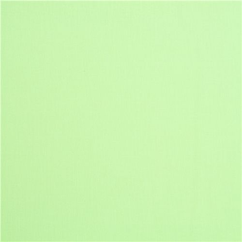 Solid Light Green Fabric Robert Kaufman Usa Pear Solid