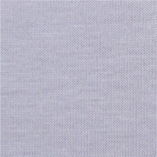 48bc0af4a solid light grey Robert Kaufman knit fabric Dolphin - modeS4u