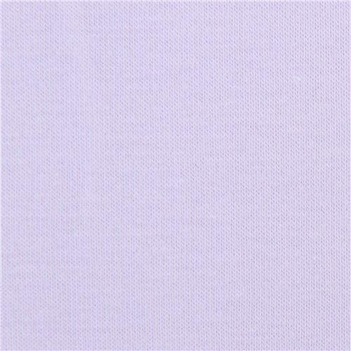 390964d7b solid light purple Robert Kaufman knit fabric Amethyst - modeS4u