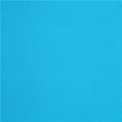 solid turquoise fabric robert kaufman usa turquoise kawaii fabric shop