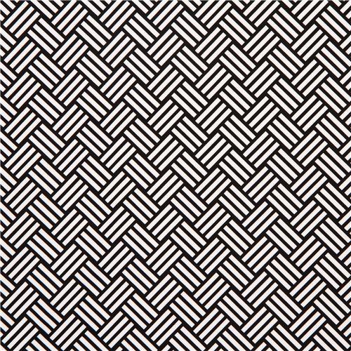 schwarzer streifen muster baumwollsatin stoff michael miller punkte streifen karo stoffe. Black Bedroom Furniture Sets. Home Design Ideas