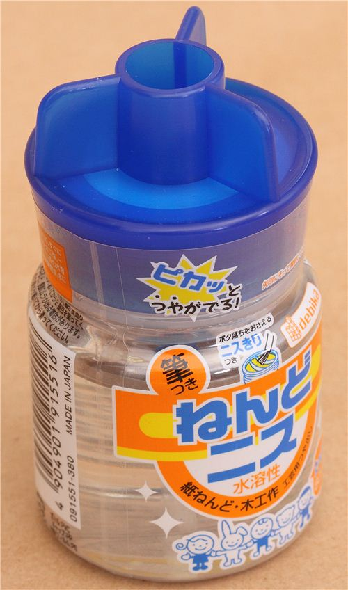 Varnish for miniature paper clay projects japan craft for Paper clay projects