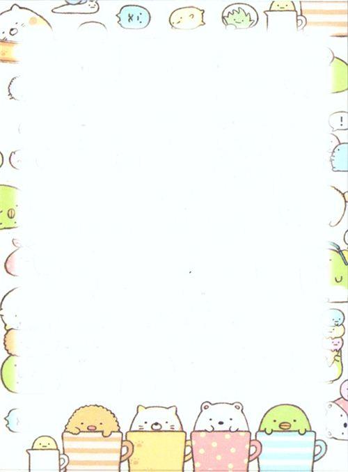 Sumikkogurashi Animals In Corner Fridge Mini Note Pad