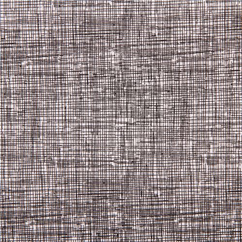 white grid pattern sketch fabric Timeless Treasures - Dots