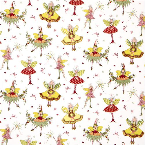 Christmas Dress Fabric