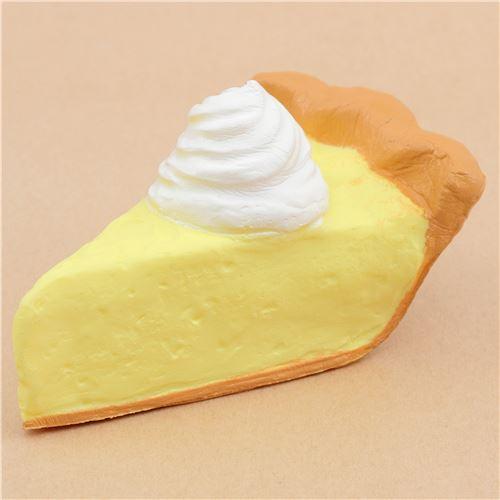 Squishy Cheesecake Toy : yellow cheesecake squishy by Geiiwoo - Food Squishy - Squishies - Kawaii Shop modeS4u